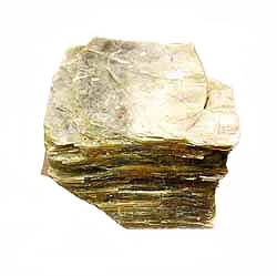 Muscovite is a member of the mica mineral group.