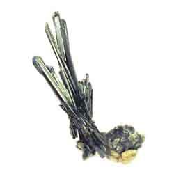 Stibnite is a sulfide mineral.