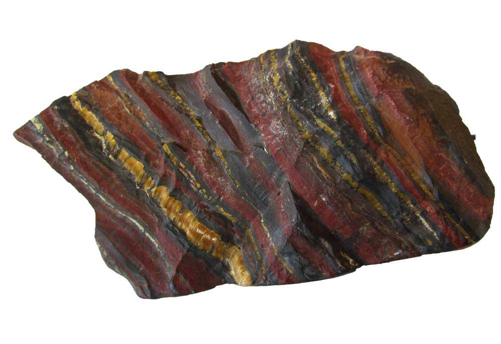 Banded Ironstone, Australia