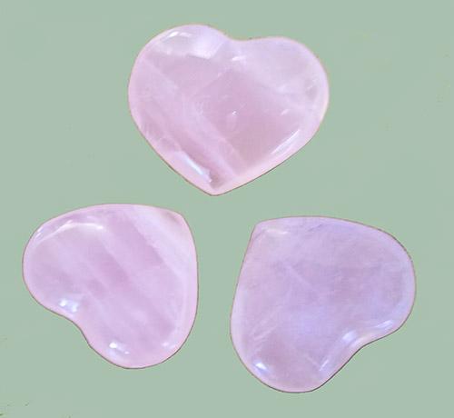 Rose Quartz Is A Mineral In The Quartz Family