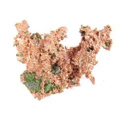 native copper from Michigan