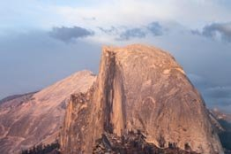 Half Dome, Granite, Yosemite National Park
